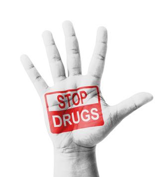 Test rilevazione uso sostanze stupefacenti e psicotrope
